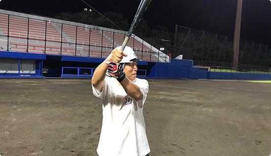 野球チーム発足2